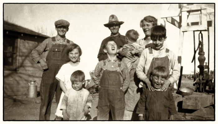 5. The tough families who braved harsh conditions to make Nebraska what it is today.