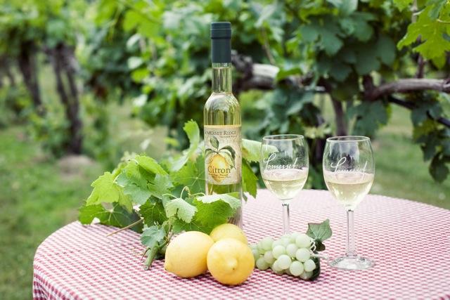 4. ...making wine...