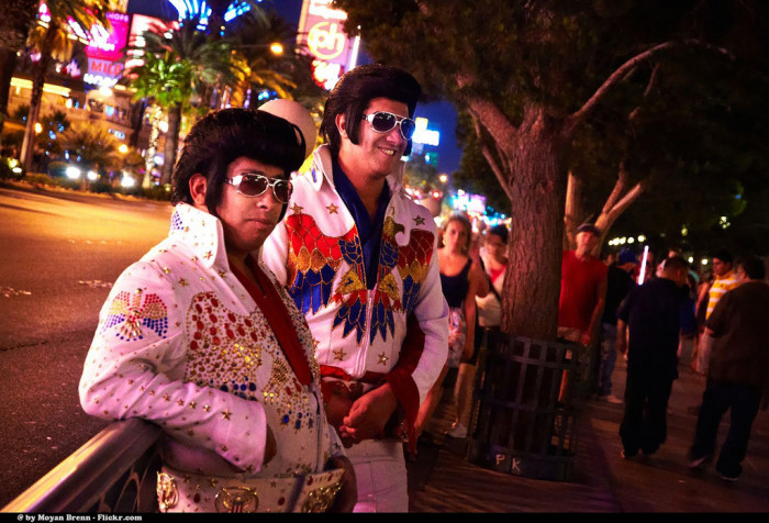 6. What about an Elvis impersonator?
