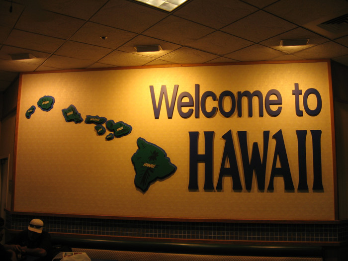 6) Did you know that you pronounce Hawaii funny?