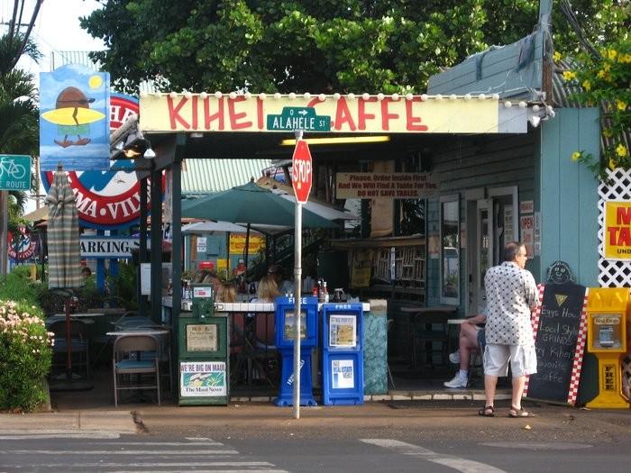 6) Kihei Caffe, Kihei