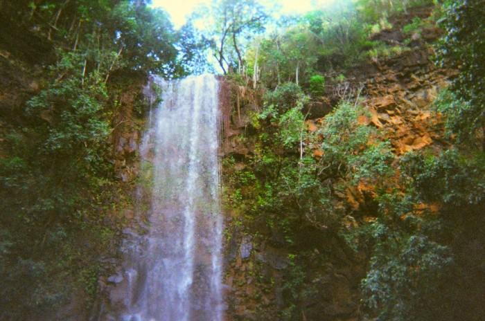 6) Uluwehi Falls