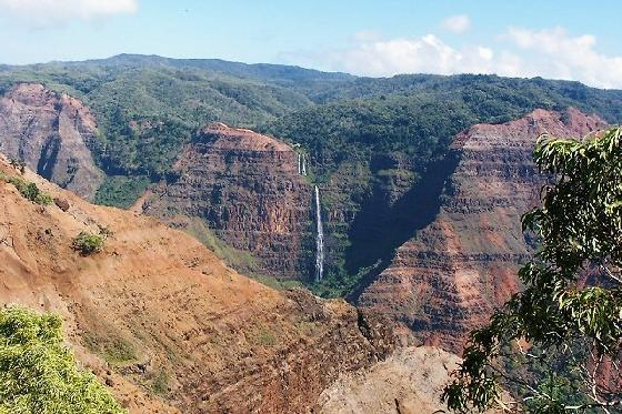 5)  Instead of visiting the Waimea Canyon Lookout...