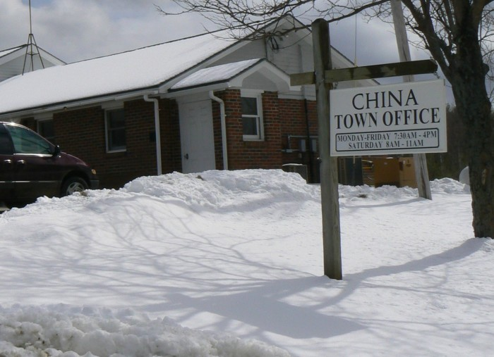 6. China, Maine