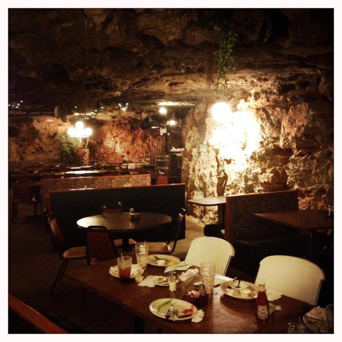 6.2. Cave Restaurant