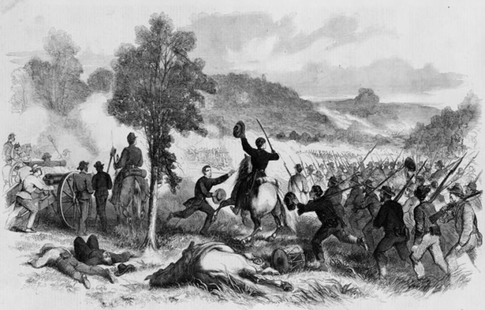 During the Civil War, Missouri was the scene of more than 1,000 battles.