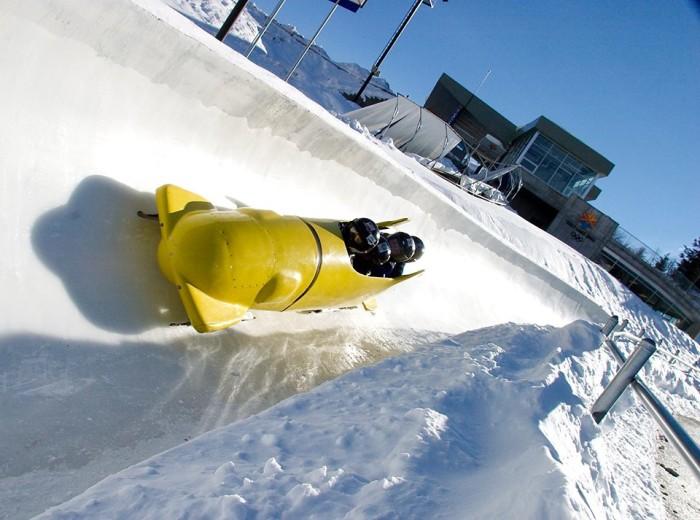 3. Utah Olympic Park, Park City