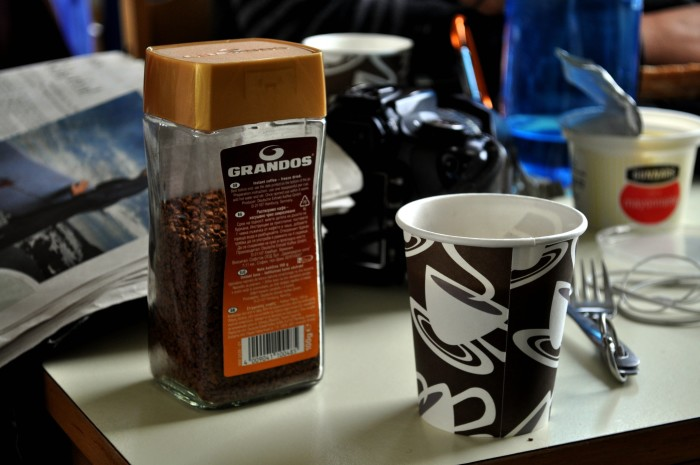 4. Good coffee