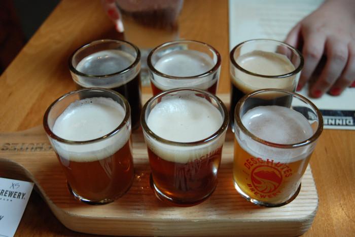 4. Breweries