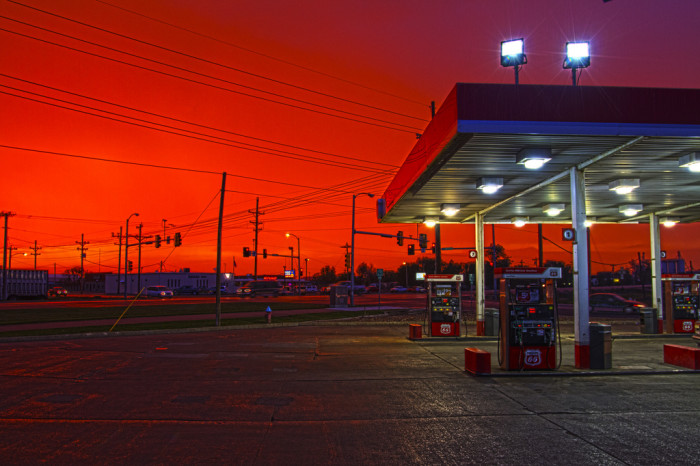6. Gas station attendants.