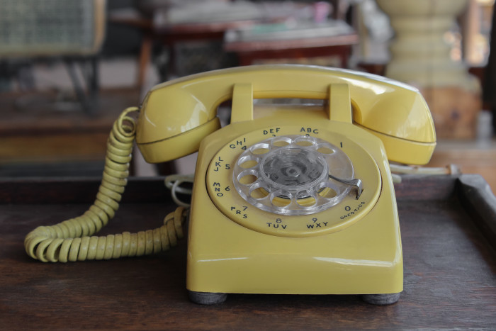 6. Made Calls from a Home Phone