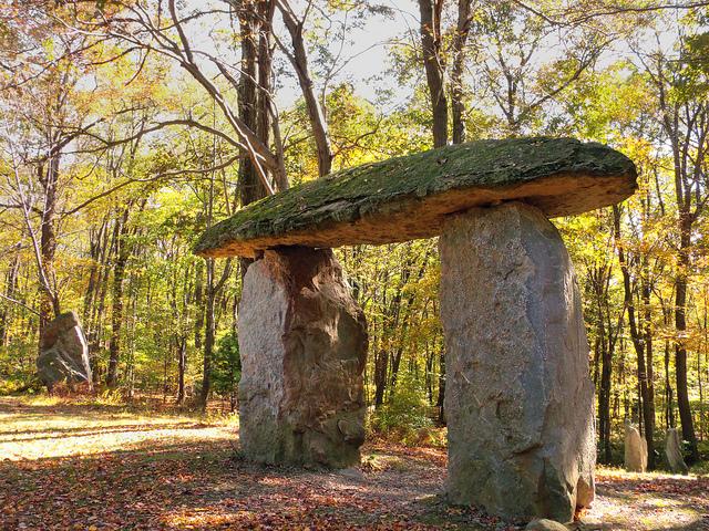 13. Columcille Megalith Park, Bangor