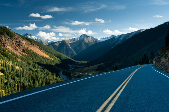 1. The road itself