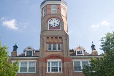 6. Mary at Mississippi University for Women's Callaway Hall, Columbus