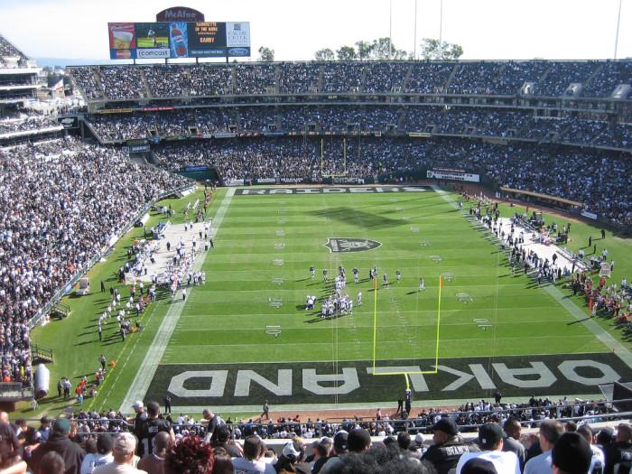 4. The Raiders