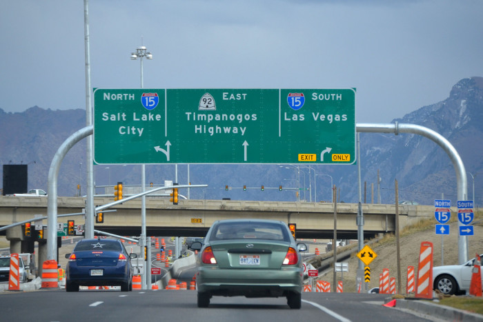 9. Driving in Utah can be a dangerous proposition.