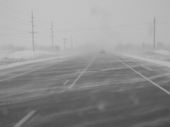 6. And winter driving.