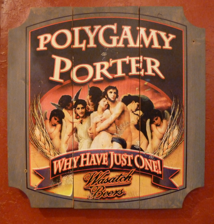 Polygamy (and Polygamy Porter)