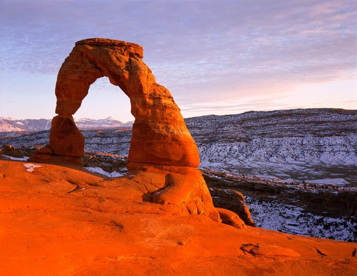 8. Arches National Park