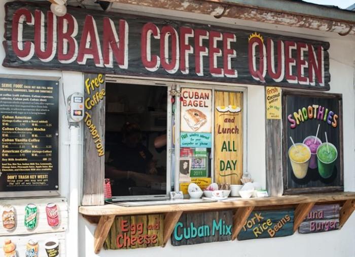 5. Cuban Coffee Queen, Key West