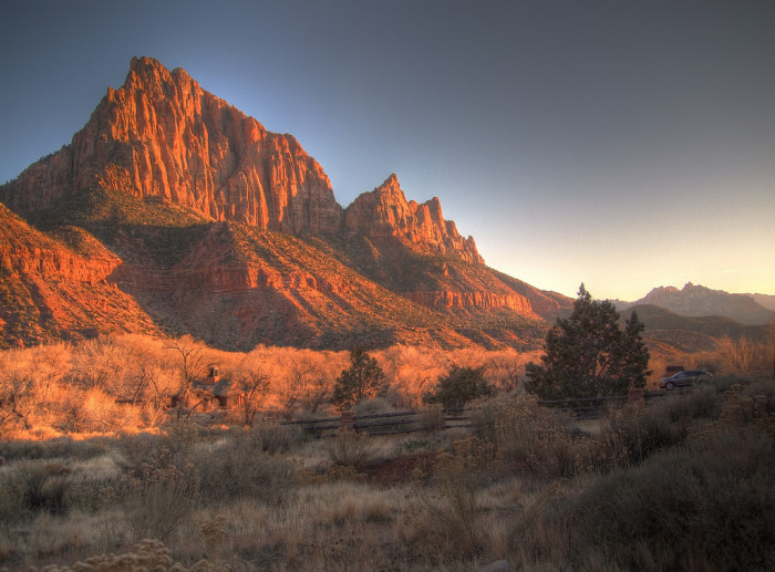 2. Southern Utahns are surrounded by natural beauty.