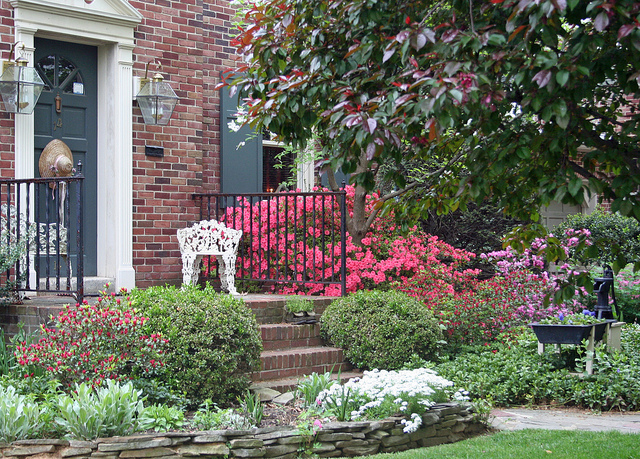 8. Small town Pennsylvanians cultivate some of the most gorgeous gardens in the entire world.