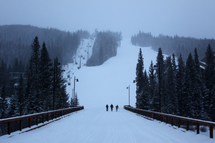 """5. """"It's the most wonderful time of the year (in Keystone)."""""""