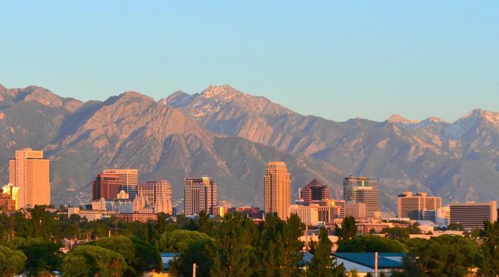 9. Salt Lake City