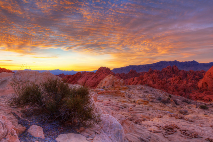 1. Valley of Fire State Park