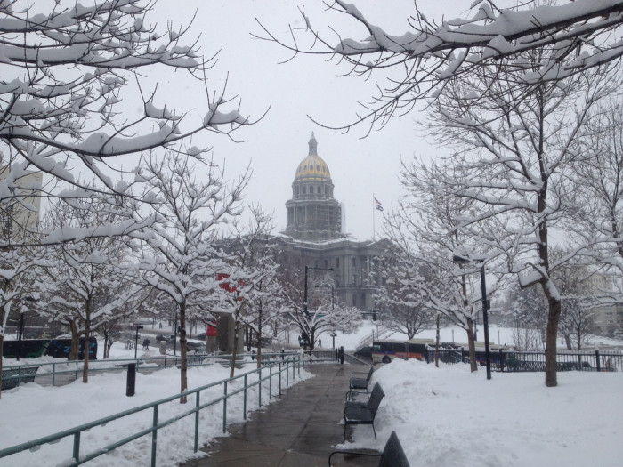 11. Whited out Capitol