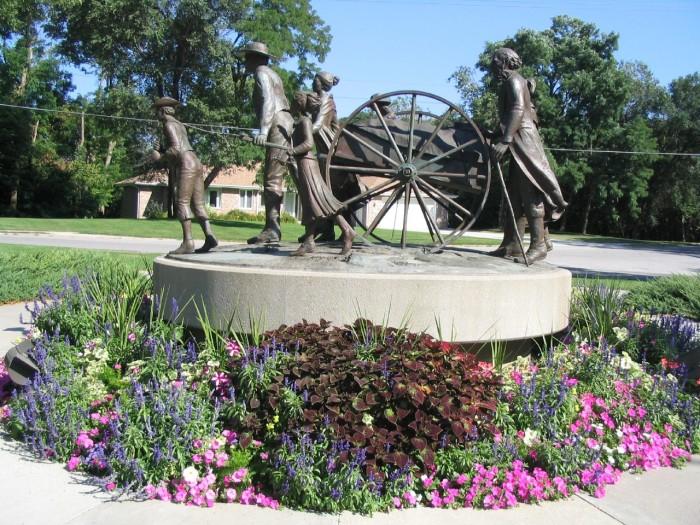 27. Mormon Trail Center at Historic Winter Quarters, Omaha