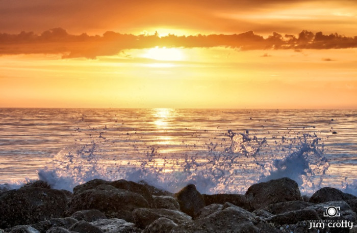 13. Our stunning sunrises...you won't find them like this anywhere else in the world.