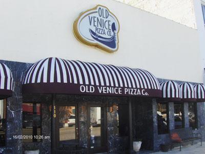 6. Old Venice Pizza Co., Oxford, Tupelo, and Starkville