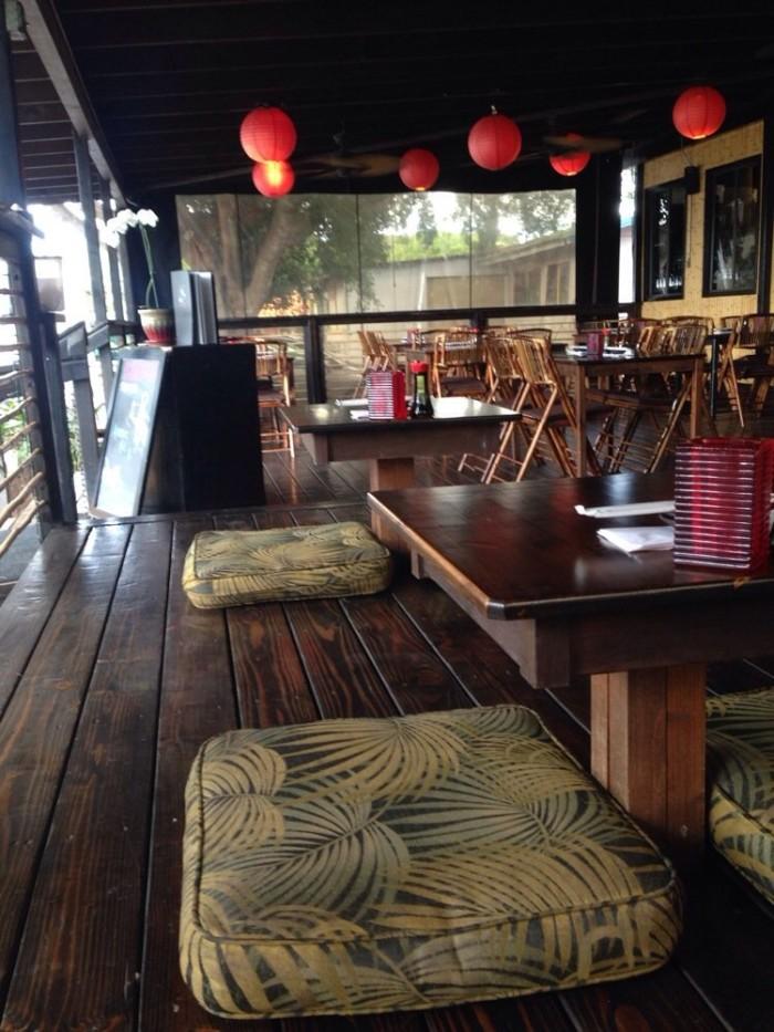 7) Banzai Sushi Bar, Haleiwa