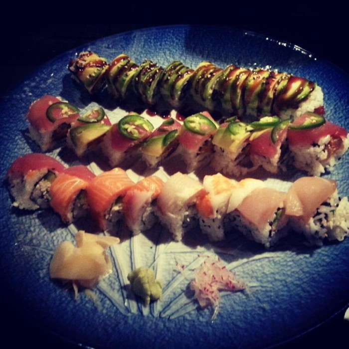 7) Banzai Sushi Bar, Haleiwa #2