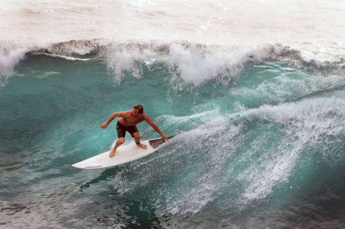 7) Hawaii is the birthplace of modern surfing.