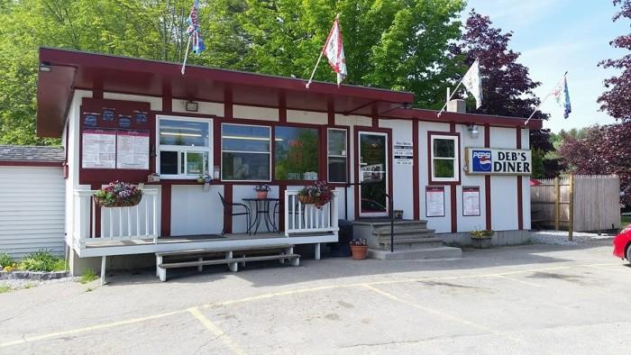 7. Deb's Diner, Waldoboro