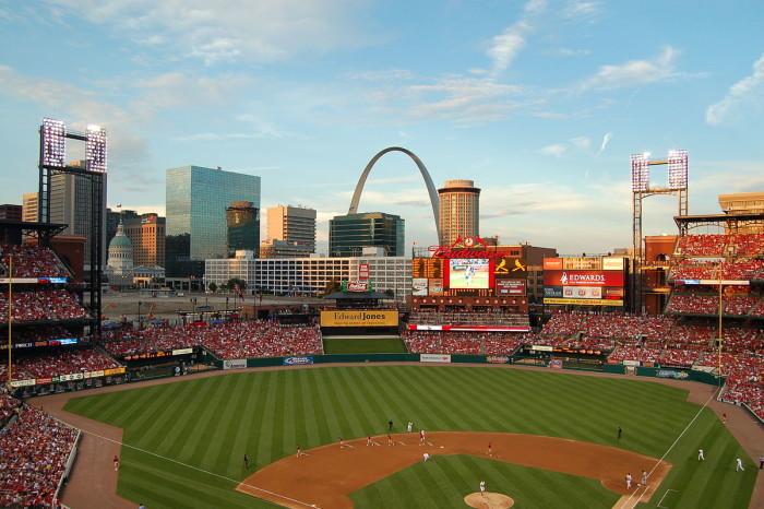 7.Professional sports teams, especially baseball.