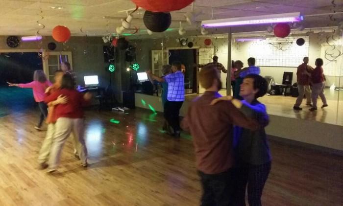 5.Learn to ballroom dance.