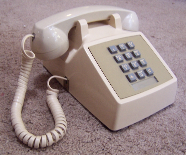 7.Called people when we wanted to talk to them…not just texting.
