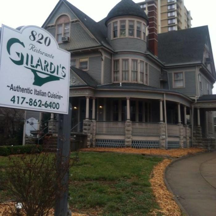 7.Gilardi's Ristorante, Springfield