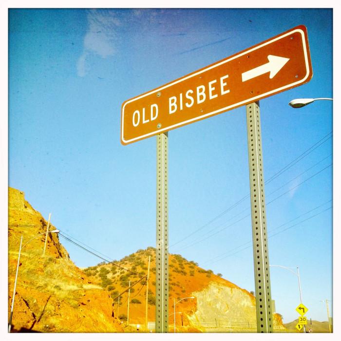 4. Bisbee