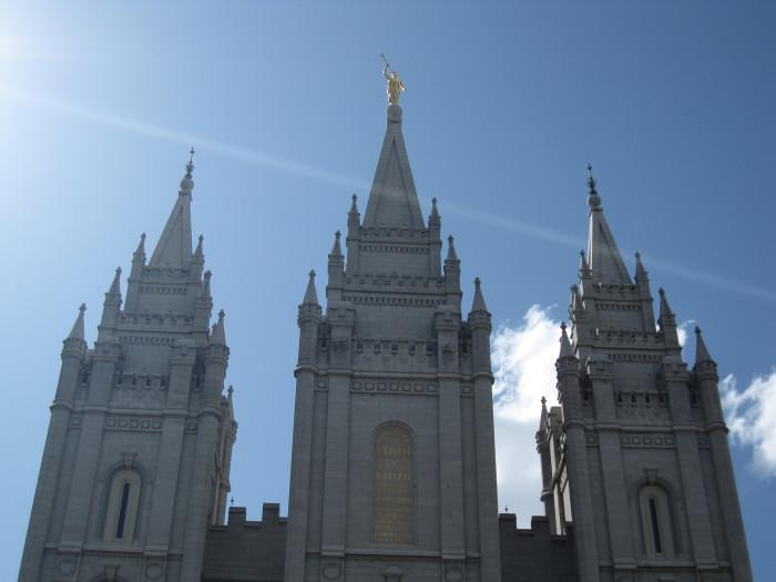 1. Are you Mormon?