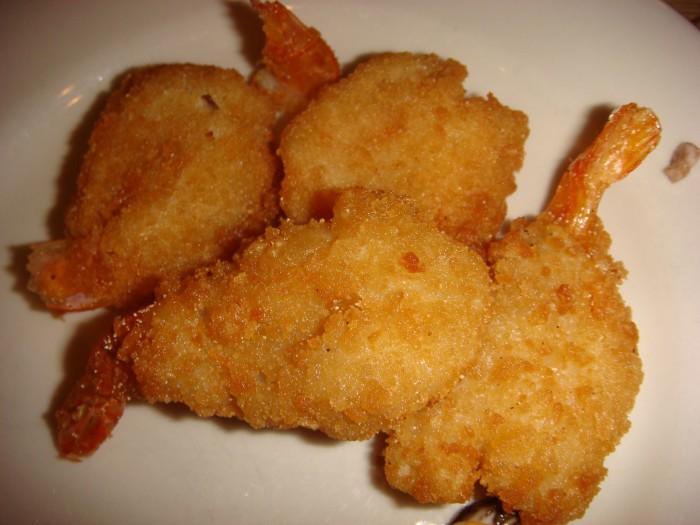 7. Fresh Seafood