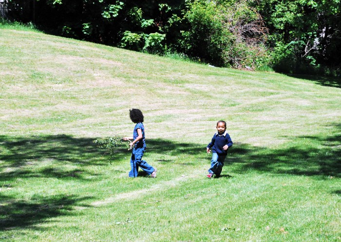 7. Played Outside