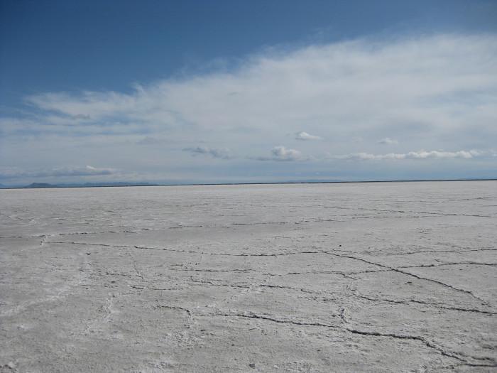 2. Bonneville Salt Flats