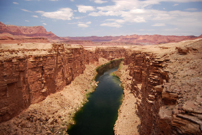 C is for Colorado River.