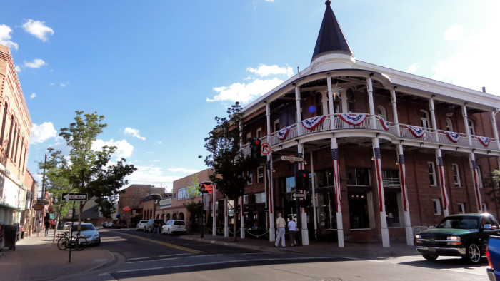 2. Flagstaff does have a Main Street, but you'll find the iconic look and downtown happenings along Route 66.