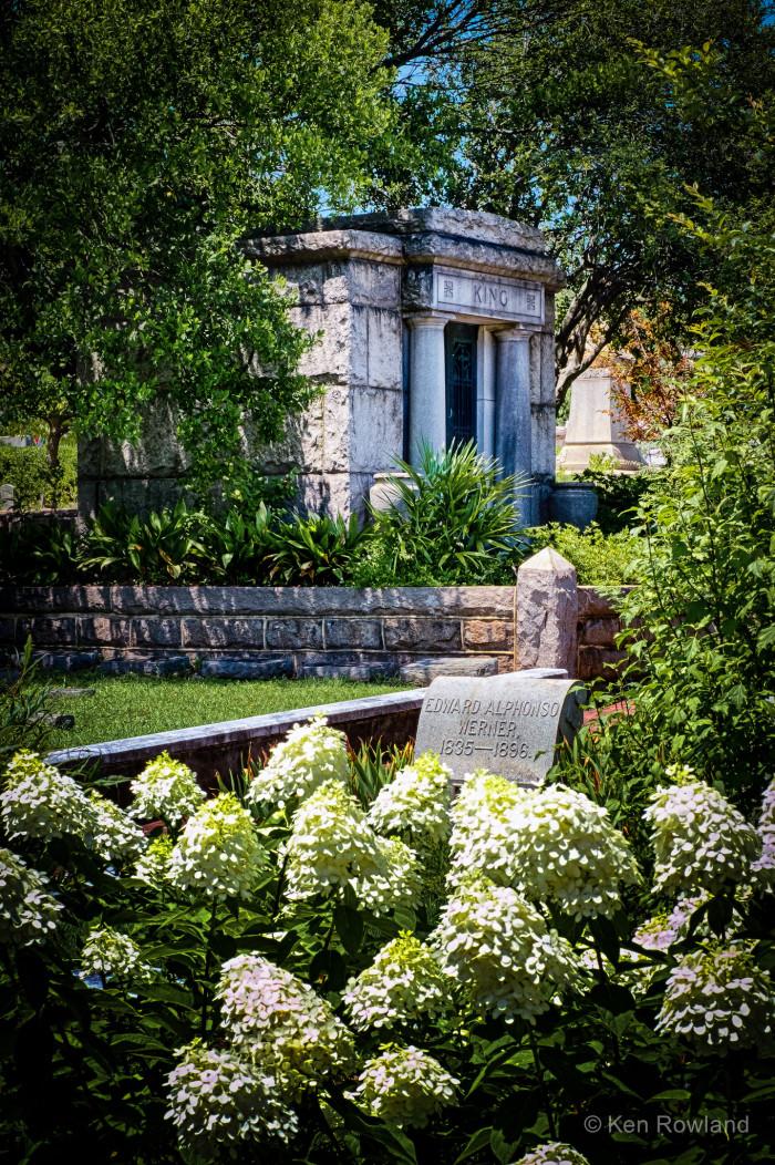 4. Oakland Cemetery Mausoleam - 248 Oakland Ave SE, Atlanta, GA 30312