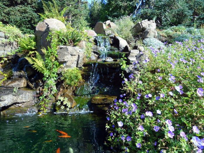 6. Ohme Gardens, Wenatchee